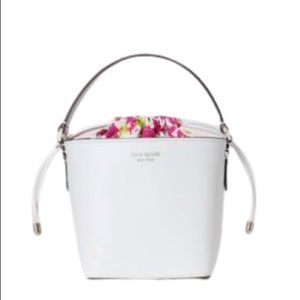 Kate Spade white pippa purse brand new